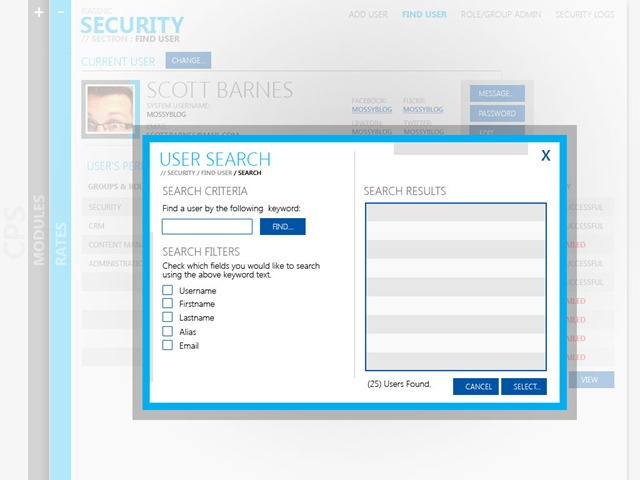 SecurityUserScreen